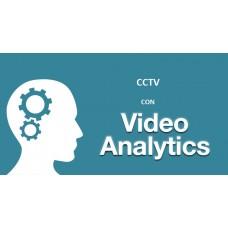 CCTV con Video Analitica